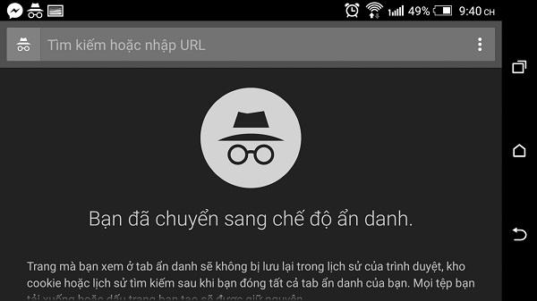 Cách bật tiện ích mở rộng trong chế độ ẩn danh của Google Chrome - Ảnh 1.
