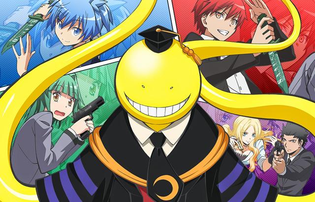 Những bộ anime hài hước để bạn xem giải trí cuối tuần (P.1) - Ảnh 5.