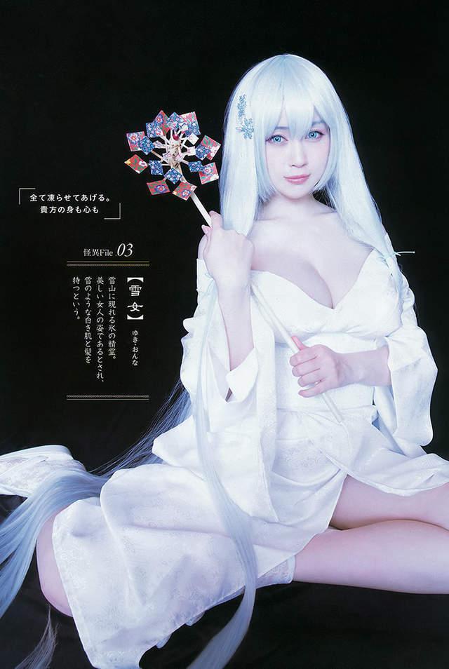 Điểm mặt những cô nàng hot girl siêu phẩm cosplay sở hữu vòng một ấn tượng nhất (P.1) - Ảnh 10.
