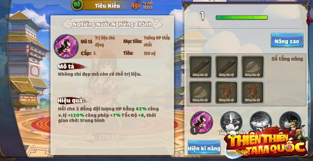 Điểm mặt 4 nữ tướng vừa ngon vừa mạnh tại Thiên Thiên Tam Quốc: Không chơi hơi phí, riêng số 3 vẫn còn ẩn dật chưa được khai quật - Ảnh 14.