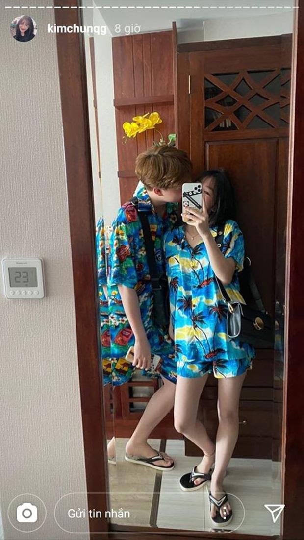 Thể hiện tình yêu như ADC: Chụp hình thân mật với bạn gái Tinngan0253553198490054-1609907322074785818676