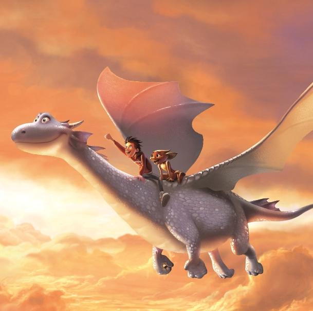 Lý do khiến Dragon Rider xứng đáng là bộ phim hoạt hình phiêu lưu đáng xem dịp đầu năm mới - Ảnh 5.