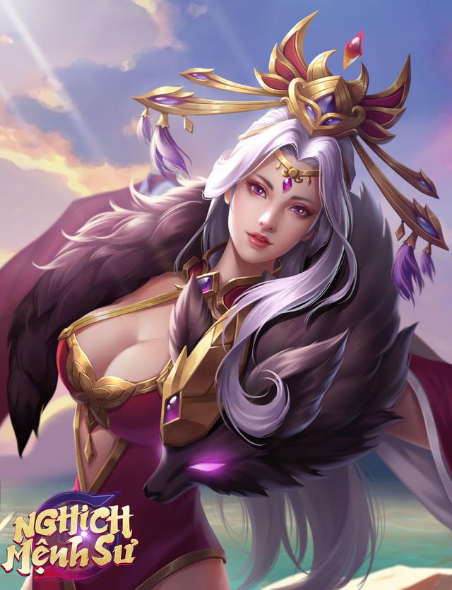 Dâm phụ từ thời viễn cổ - Yêu tinh lẳng lơ nhất huyền sử Trung Hoa và sự thật cực ít người biết - Ảnh 14.