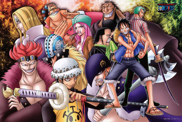 One Piece: Liệu có cảnh 11 Siêu Tân Tinh cùng đánh lại Kaido tại Wano quốc hay không? - Ảnh 2.
