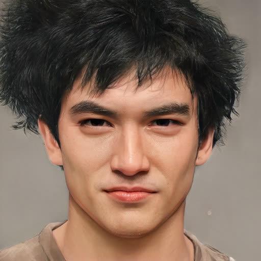 Dàn nhân vật trong Dragon Ball khi được vẽ theo phong cách tả thực, Goku mất luôn mái tóc huyền thoại - Ảnh 1.