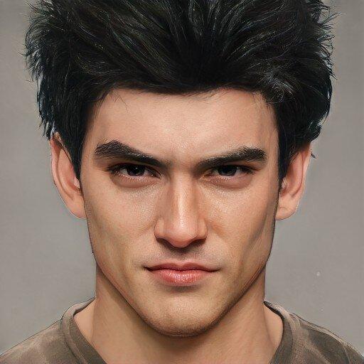 Dàn nhân vật trong Dragon Ball khi được vẽ theo phong cách tả thực, Goku mất luôn mái tóc huyền thoại - Ảnh 3.