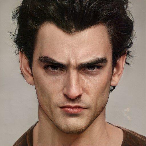 Dàn nhân vật trong Dragon Ball khi được vẽ theo phong cách tả thực, Goku mất luôn mái tóc huyền thoại - Ảnh 7.