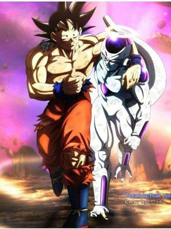 Dragon Ball: Nhìn Goku và Frieza tình bể bình mà fan than thở chỉ có đàn ông mới mang lại hạnh phúc cho nhau - Ảnh 9.