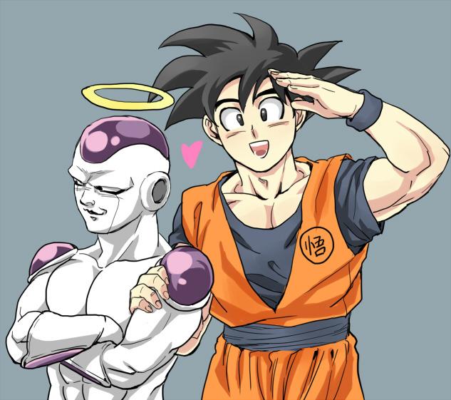 Dragon Ball: Nhìn Goku và Frieza tình bể bình mà fan than thở chỉ có đàn ông mới mang lại hạnh phúc cho nhau - Ảnh 14.