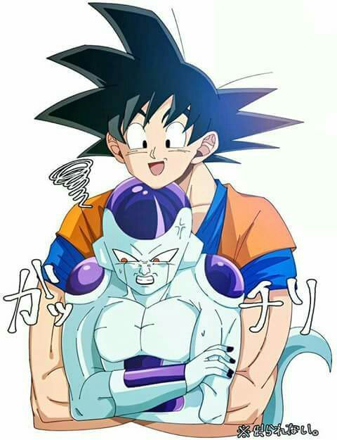 Dragon Ball: Nhìn Goku và Frieza tình bể bình mà fan than thở chỉ có đàn ông mới mang lại hạnh phúc cho nhau - Ảnh 16.