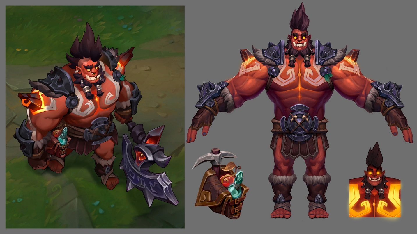 Dr. Mundo - First Tease Of League's VGU in 2021 7