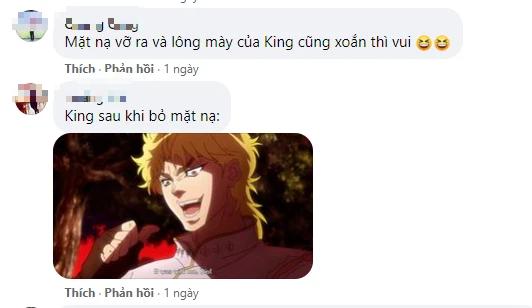 Fan One Piece mạnh dạn dự đoán King có mái tóc vàng và dung mạo của gã Thảm họa sau lớp mặt nạ - Ảnh 5.