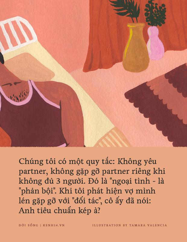 Lời kể cay đắng từ người tìm trai trẻ cho vợ để thoả mãn sở thích 18+: Khi hối hận thì cuộc hôn nhân đã tanh bành từ lúc nào - Ảnh 6.