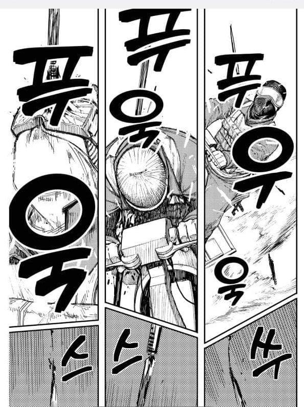"""Chainsaw Man và loạt manga 18+ bị """"che chắn"""" cực kỳ hài hước khi xuất bản tại Hàn Quốc - Ảnh 8."""