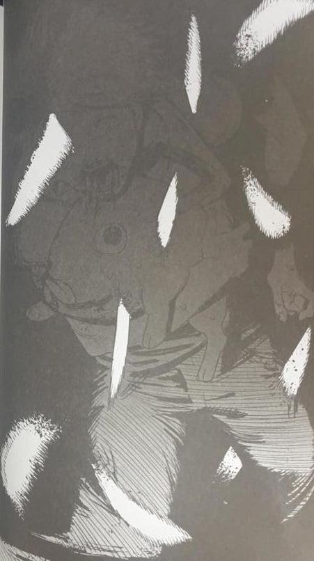"""Chainsaw Man và loạt manga 18+ bị """"che chắn"""" cực kỳ hài hước khi xuất bản tại Hàn Quốc - Ảnh 10."""