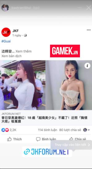 Nữ game thủ từng khẳng định không chào hàng trên mạng xã hội, hình ảnh mới đăng lại phản chủ mất rồi! - Ảnh 1.