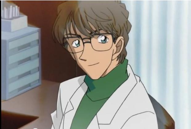Check nóng tình địch số 1 của Conan: Cậu cả điển trai nhà bác sĩ, từng cầu hôn Ran nhưng kết cục lại sốc vô cùng? - Ảnh 2.
