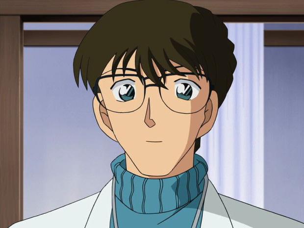 """tình địch số 1 của Conan: """"Cậu cả"""" điển trai nhà bác sĩ Photo-2-16338694835021877117103"""