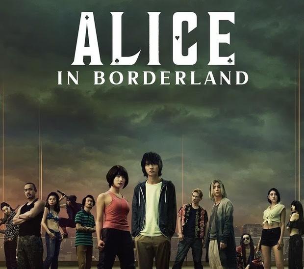 Dàn nhân vật đỉnh của chóp trong Alice in Borderland so với tạo hình manga, thần thái không kém gì phiên bản gốc - Ảnh 1.