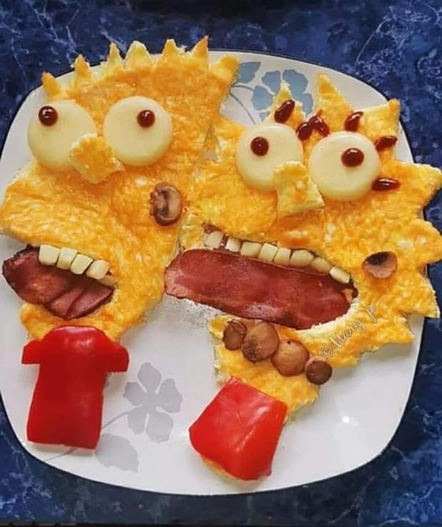 Những màn trình bày đồ ăn quái đản làm ai xem cũng cụt hứng ăn uống - Ảnh 14.