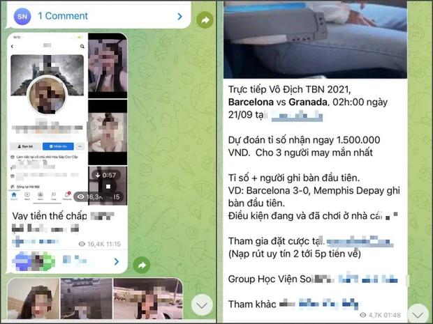 Kỳ 2: Rùng mình vì sở thích khiêu dâm biến thái trên nhóm chat Telegram 18+, thế lực nào đã chống lưng để nuôi content bẩn? - Ảnh 6.