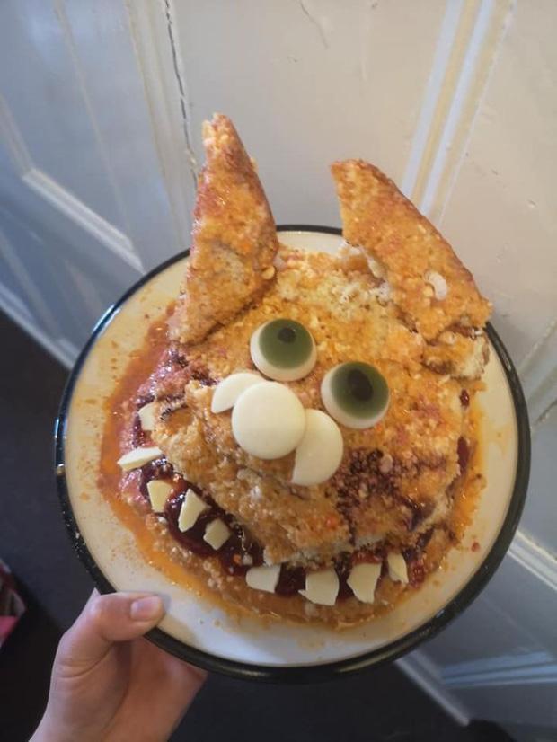 Những màn trình bày đồ ăn quái đản làm ai xem cũng cụt hứng ăn uống - Ảnh 8.