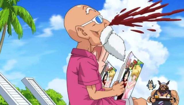 Các fan Dragon Ball bật ngửa với loạt ảnh cosplay Quy Lão Tiên Sinh phiên bản hot girl hết sức quái dị - Ảnh 1.
