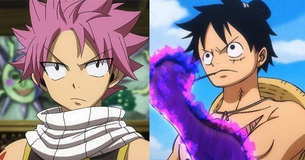 8 nhân vật trong Fairy Tail và One Piece có đặc điểm giống từ ngoại hình đến tính cách - Ảnh 1.