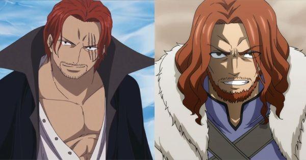 8 nhân vật trong Fairy Tail và One Piece có đặc điểm giống từ ngoại hình đến tính cách - Ảnh 2.