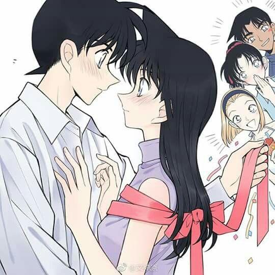 Conan: Fan đã đợi suốt 25 năm, vậy nếu 10 năm nữa Shinichi vẫn không thể trở lại thì Ran sẽ làm gì? - Ảnh 3.