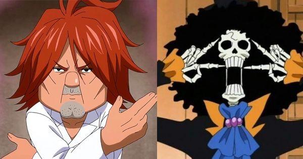 8 nhân vật trong Fairy Tail và One Piece có đặc điểm giống từ ngoại hình đến tính cách - Ảnh 5.