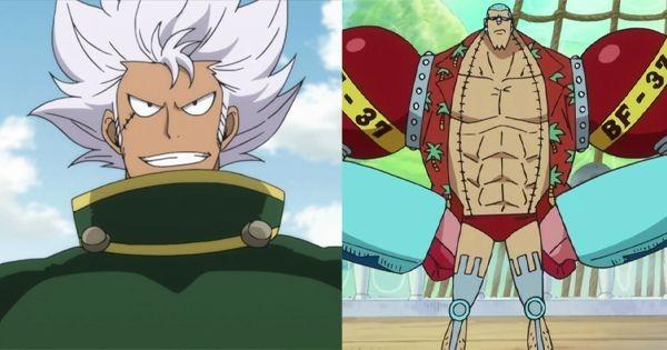 8 nhân vật trong Fairy Tail và One Piece có đặc điểm giống từ ngoại hình đến tính cách - Ảnh 7.