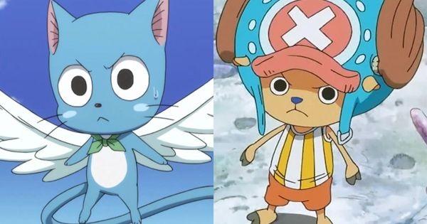 8 nhân vật trong Fairy Tail và One Piece có đặc điểm giống từ ngoại hình đến tính cách - Ảnh 8.