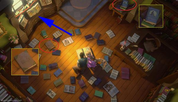 20 màn cameo thách thức các thánh soi của Disney, có phân cảnh vận hết nội công cũng chưa chắc nhìn ra - Ảnh 10.