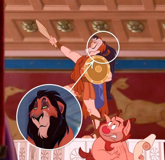 20 màn cameo thách thức các thánh soi của Disney, có phân cảnh vận hết nội công cũng chưa chắc nhìn ra - Ảnh 12.