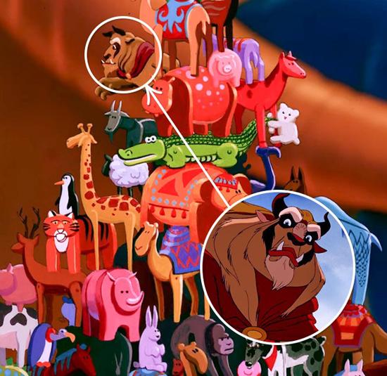 20 màn cameo thách thức các thánh soi của Disney, có phân cảnh vận hết nội công cũng chưa chắc nhìn ra - Ảnh 13.