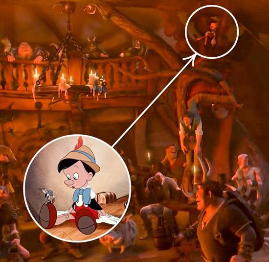 20 màn cameo thách thức các thánh soi của Disney, có phân cảnh vận hết nội công cũng chưa chắc nhìn ra - Ảnh 14.