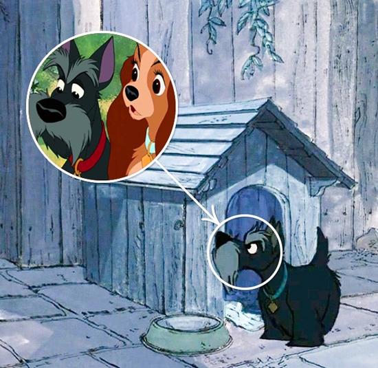 20 màn cameo thách thức các thánh soi của Disney, có phân cảnh vận hết nội công cũng chưa chắc nhìn ra - Ảnh 16.