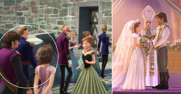 20 màn cameo thách thức các thánh soi của Disney, có phân cảnh vận hết nội công cũng chưa chắc nhìn ra - Ảnh 9.