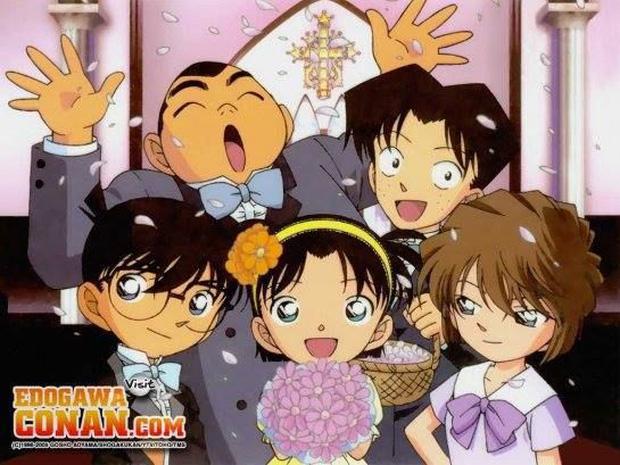 Sau Shizuka, đến lượt đội thám tử nhí Conan ăn chửi: Vô dụng, vướng víu như cục tạ, nhiều lần suýt hại chết nam chính? - Ảnh 1.