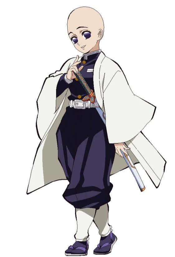 Chết cười khi thấy các nhân vật anime nổi tiếng bị hói đầu giống Saitama trong One Punch Man - Ảnh 11.