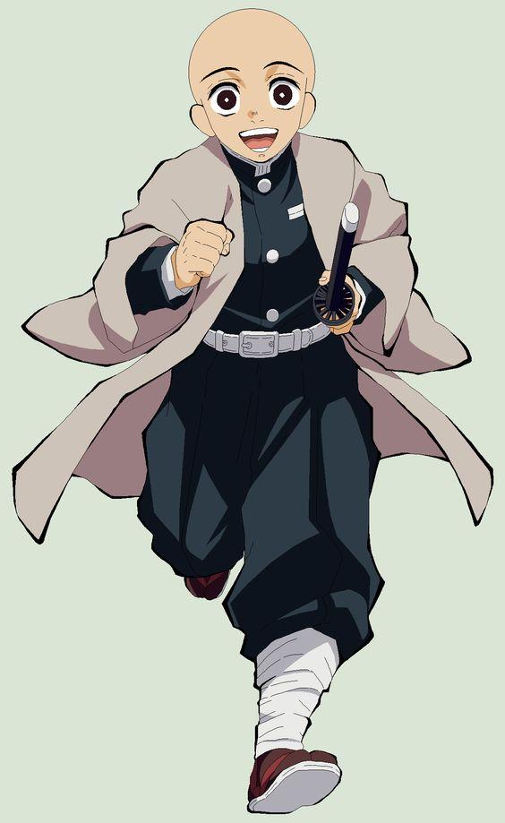 Chết cười khi thấy các nhân vật anime nổi tiếng bị hói đầu giống Saitama trong One Punch Man - Ảnh 13.