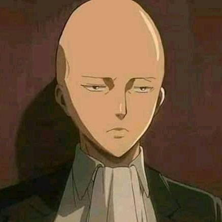 Chết cười khi thấy các nhân vật anime nổi tiếng bị hói đầu giống Saitama trong One Punch Man - Ảnh 15.