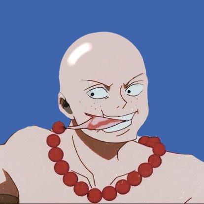 Chết cười khi thấy các nhân vật anime nổi tiếng bị hói đầu giống Saitama trong One Punch Man - Ảnh 16.
