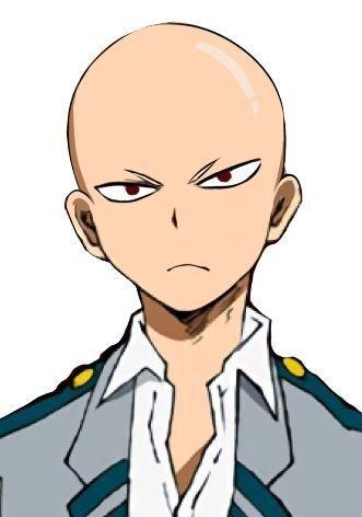 Chết cười khi thấy các nhân vật anime nổi tiếng bị hói đầu giống Saitama trong One Punch Man - Ảnh 24.