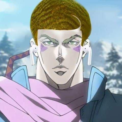 Cười sái quai hàm khi thấy các nhân vật anime để tóc xoăn gợn sóng, Luffy và Zoro trông cực ngầu - Ảnh 18.