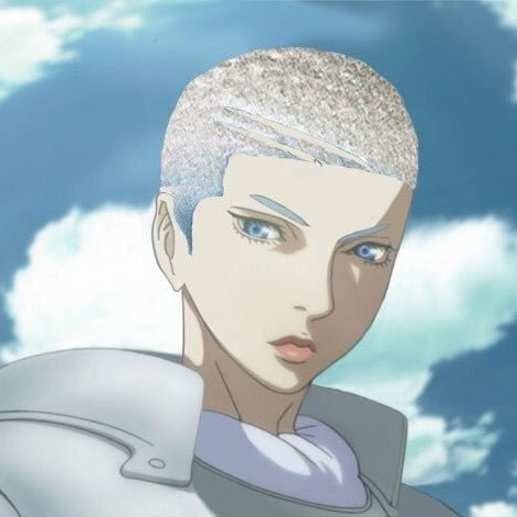 Cười sái quai hàm khi thấy các nhân vật anime để tóc xoăn gợn sóng, Luffy và Zoro trông cực ngầu - Ảnh 19.