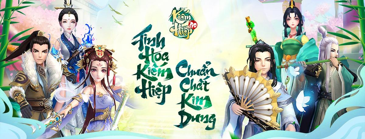 Phục vụ duy nhất thị trường Việt, Kiếm Hiệp GO được đặt hàng những gì để trở thành game chiến thuật Kim Dung chuẩn vị nhất trước nay? - Ảnh 1.