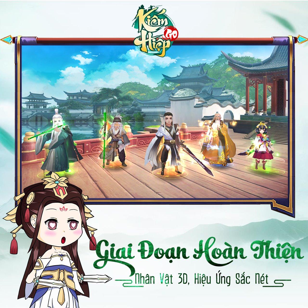 Phục vụ duy nhất thị trường Việt, Kiếm Hiệp GO được đặt hàng những gì để trở thành game chiến thuật Kim Dung chuẩn vị nhất trước nay? - Ảnh 8.