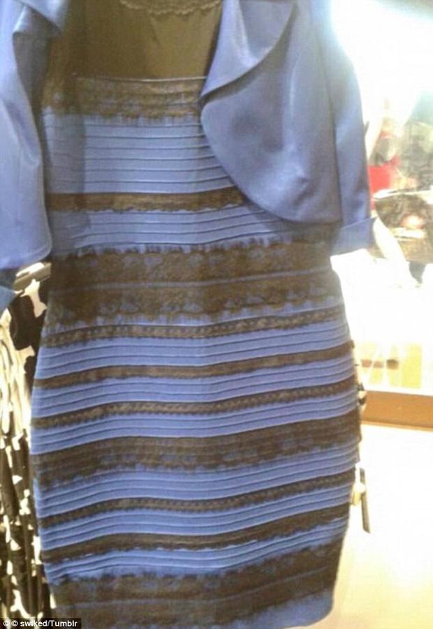5 tấm hình từng khiến cư dân mạng phát lú cực mạnh giống như chiếc váy xanh đen - vàng trắng năm nào - Ảnh 1.